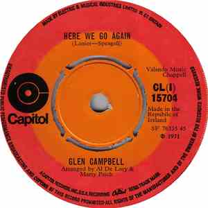 Glen Campbell - Here We Go Again download